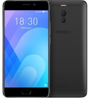 Смартфон Meizu M6 Note 32Gb DS 5,5(1920x1080)IPS LTE Cam(12d/16) MSM8953 2,0ГГц(8) (3/32)Гб microSD 128Гб A7.1 4000мАч Черный M721H-32-BK