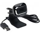 Камера Web Microsoft LifeCam HD-3000 for Business, USB, 1Mp Черный T4H-00004