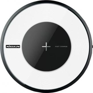 Беспроводное зарядное устройство Nillkin Magic Disk IV Wireless Charger, Черный MD-WCP IV
