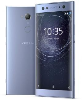 Смартфон Sony Xperia XA2 Dual 5,2(1920x1080)IPS LTE Cam(23/8) Snapdragon 630 2.4ГГц(8) (3/32)Гб A8.0 3300мАч Синий H4113 1312-7675