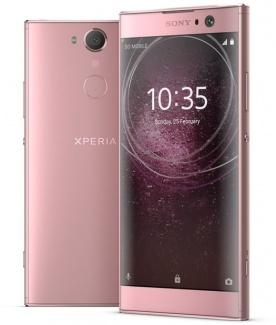 Смартфон Sony Xperia XA2 Dual 5,2(1920x1080)IPS LTE Cam(23/8) Snapdragon 630 2.4ГГц(8) (3/32)Гб A8.0 3300мАч Розовый H4113 1312-7685