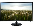 Телевизор Samsung 32 LV32F390SIXX, Full HD, Smart TV, Изогнутый экран, Черный
