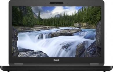 Dell Latitude 5490 i5-8250U 8Gb SSD 256Gb Intel UHD Graphics 620 14 FHD IPS BT Cam 6000мАч Linux Черный 5490-1528