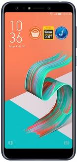 Смартфон ASUS Zenfone 5 Lite ZC600KL DS 6(2160x1080)IPS LTE Cam (16d/20d) SDM630 2.2ГГц(8) (4/64)Гб A8.0 3300мАчЧерный ZC600KL-5A023RU 90AX0171-M00320