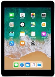Планшет Apple iPad 9.7 (2018) 128Gb Wi-Fi Space Gray Серый космос MR7J2RU/A
