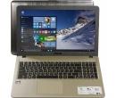 ASUS X540YA E1-6010 4Gb 500Gb AMD Radeon R2 series 15,6 FHD BT Cam 2600мАч Free DOS Черный/Золотистый X540YA-DM624D 90NB0CN1-M10310