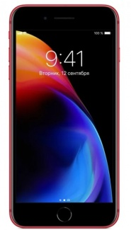 Смартфон Apple iPhone 8 Plus 256Gb Red Красный MRTA2RU/A