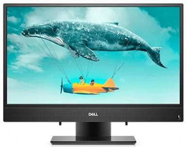 AIO Dell Inspiron 3277 i5-7200U 4Gb 1Tb nV MX110 2Gb 21,5 FHD IPS BT Cam Linux Черный 3277-2396