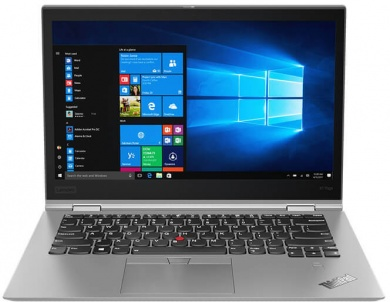 Lenovo ThinkPad X1 Yoga 3nd Gen  i7-8550U 16Gb SSD 1Tb Intel UHD Graphics 620 14 WQHD IPS TS BT Cam LTE 3290мАч Win10Pro Серебристый 20LF000TRT