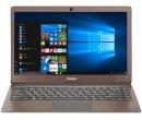 Prestigio SmartBook 133S CDC N3350 3Gb SSD 32Gb Intel HD Graphics 500 13,3 FHD IPS BT Cam 5000мАч Win10 Темно-коричневый PSB133S01ZFH_DB_CIS
