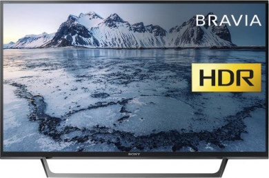 Телевизор SONY 32 KDL-32WE613 HD, Smart TV, CMR 400 Черный