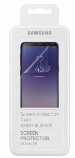 Защитная пленка Samsung для смартфона Samsung Galaxy S9 , Прозрачная, ET-FG960CTEGRU