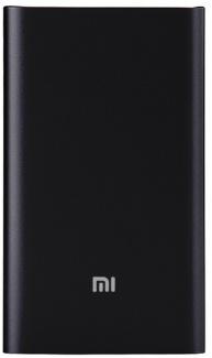Внешний аккумулятор Xiaomi Mi Power Bank 2 10000 мАч, 2xUSB 5V/2.4А Черный VXN4192US