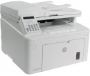 МФУ лазерное монохромное HP LaserJet Pro M227fdn, A4, ADF, дуплекс, 28стр/мин, 256Мб, USB, LAN, Факс, Белый G3Q79A