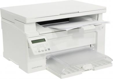 МФУ лазерное монохромное HP LaserJet Pro M132nw, A4, 22стр/мин, 256Мб, USB, LAN, Wi-Fi Белый G3Q62A