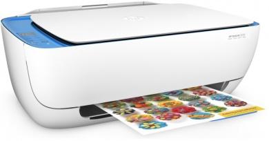 МФУ струйное цветное HP DeskJet 3639, A4, 8.5/6стр/мин, USB, Wi-Fi Белый F5S43C