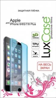Защитная пленка LuxCase для Apple iPhone 6/6s/7/8 Plus (Антибликовая) 52024