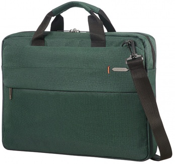 "Сумка 17,3"" Samsonite Network 3 CC8*04*003, Полиэстер, Зеленый"