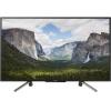 Телевизор SONY 43 LED, FHD, Smart TV (Linux), Звук (10 Вт (2x5 Вт)) , 2xHDMI, 2xUSB, 1xRJ-45, CMR 400 Черный KDL-43WF665