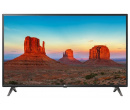 Телевизор LG 43 LED, UHD, IPS, Smart TV (webOS), Звук (20 Вт (2x10 Вт)) , 3xHDMI, 2xUSB, 1xRJ-45, Черный 43UK6300PLB
