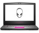 Dell Alienware 15 R4  i7-8750H 8Gb 1Tb + SSD 256Gb nV GTX1070 8Gb 15.6 FHD IPS BT Cam 7800мАч Win10 A15-7718 Серебристый