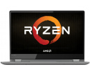 Lenovo Yoga 530-14 Ryzen 5 2500U 8Gb SSD 256Gb AMD Radeon Vega 8 Graphics 14 FHD IPS TouchScreen(Mlt) BT Cam 5730мАч Win10 Черный 81H90006RU