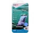 Защитное стекло ONEXT для смартфона Xiaomi Redmi 4x с рамкой золотое 41415