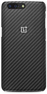 Чехол-накладка OnePlus 5 Protective Case Karbon, кевлар/термопластик, Черный, 5431100011