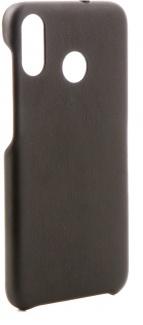 Чехол-накладка G-Case Slim Premium для ASUS ZenFone Max (M1) ZB555KL, Искусственная кожа, Черный GG-947