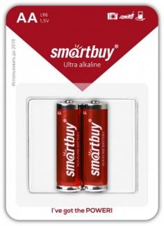 Батарейки Smartbuy LR06/2B AA SBBA-2A02B