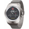 Смарт-часы MyKronoz ZeTime Elite Petite, 180мАч, Серебристый BRUSHED SILVER MILANESE