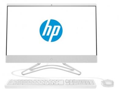 AIO HP 24  A9-9425 8Gb 1Tb + SSD 128Gb AMD Radeon 520 2Gb 23,8 FHD IPS BT Cam Win10 Белый 24-f0012ur 4GT68EA
