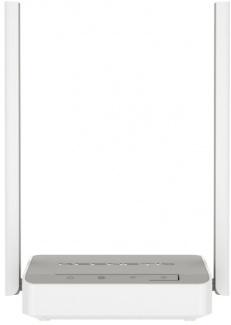 Маршрутизатор Keenetic Start 10/100BASE-TX, 1xWAN, 3xLAN, 802.11n до 300Мбит/с, Белый