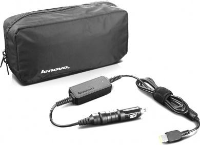 Автомобильное зарядное устройство Lenovo 65W DC Travel Adapter для Lenovo ThinkPad 0B47481