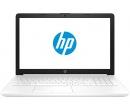 HP 15 Ryzen 3 2200U 4Gb 500Gb AMD Radeon Vega 3 15,6 HD BT Cam 2620мАч Free DOS Белый 15-db0149ur 4MK59EA