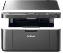 МФУ лазерное монохромное Brother DCP-1612WR , A4, 20 стр/мин, 32Мб, USB, Wi-Fi Черный DCP1612WR