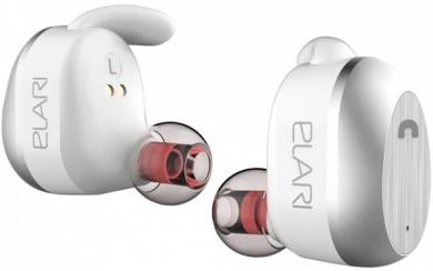 Гарнитура беспроводная Elari NanoPods White, Bluetooth, 50 мАч, Белый 4627078303220