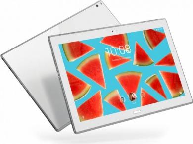 Планшет Lenovo TAB 4 10 Plus TB-X704L 16Gb 10,1(1920x1200)IPS LTE Cam(8/5) MSM8953 2000МГц(8) (3/16)Гб microSD до 128Гб A7.0 7000мАч Белый ZA2R0002RU