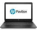 HP Pavilion 15 i5-8300H 8Gb 1Tb + SSD 128Gb  nV GTX1050 4Gb 15,6 FHD BT Cam 5150мАч Free DOS Черный(Acid Green) 15-bc433ur 4HA77EA