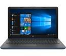 HP 15  i3-7020U 4Gb 500Gb Intel HD Graphics 620 15,6 HD BT Cam 2620мАч Win10 Синий 15-da0077ur 4JY26EA