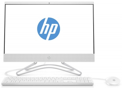 AIO HP 20 i3-7130U 8Gb 1Tb Intel HD Graphics 620 DVD(DL) 19,5 FHD BT Cam Win10 Белый 20-c406ur 4HF10EA
