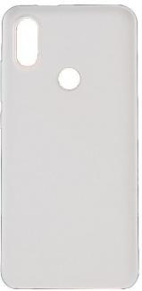 Чехол-накладка skinBOX для Xiaomi Mi A2 Lite/6X Pro, Силикон, Clear, Прозрачный, 4660041406368