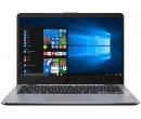 ASUS VivoBook X405UA i3-6006U 8Gb SSD 256Gb Intel HD Graphics 520 14 FHD IPS BT Cam 3650мАч Win10 Темно-серый X405UA-BM565T 90NB0FA8-M13250