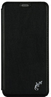 Чехол-накладка G-Case Slim Premium для Xiaomi Redmi 5, Искусственная кожа, Black, Черный, GG-922