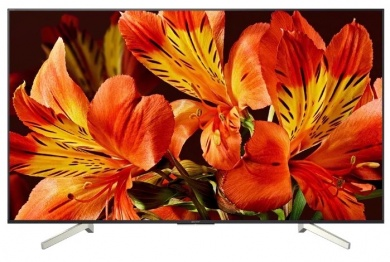 Телевизор SONY 49 LED, UHD, Smart TV (Android), Звук (20 Вт (2x10 Вт)) , 4xHDMI, 3xUSB, 1xRJ-45, CMR 1000 Черный KD-49XF8596