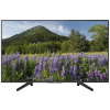 Телевизор SONY 55 LED, UHD, Smart TV (Linux), Звук (20 Вт (2x10 Вт)) , 3xHDMI, 3xUSB, 1xRJ-45, CMR 200 Черный KD-55XF7005
