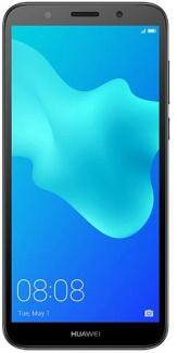 Смартфон Huawei Y5 Prime 2018 DS 5,45(1440х720) LTE Cam(13/5) MT6739 1.5ГГц(4) (2/16)Гб microSD до 128Гб A8.1 3020мАч Черный 6901443236701