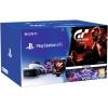 Sony PlayStation VR (приставка в комплект не входит) игра VR Worlds + Gran Turismo Sport + PlayStation 4 Камера+ VR шлем , Черный/Белый CHU-ZVR1EY