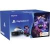 Sony PlayStation VR(комплект) игра VR Worlds + PlayStation 4 Камера + VR шлем виртуальной реальности , Черный/Белый CUH-ZVR2EY