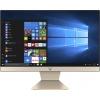 AIO ASUS Vivo AiO V222GAK PQC J5005 4Gb 500Gb Intel UHD Graphics 605 21.5 FHD BT Cam Endless OS Черный/Золотистый V222GAK-BA021D 90PT0211-M01540